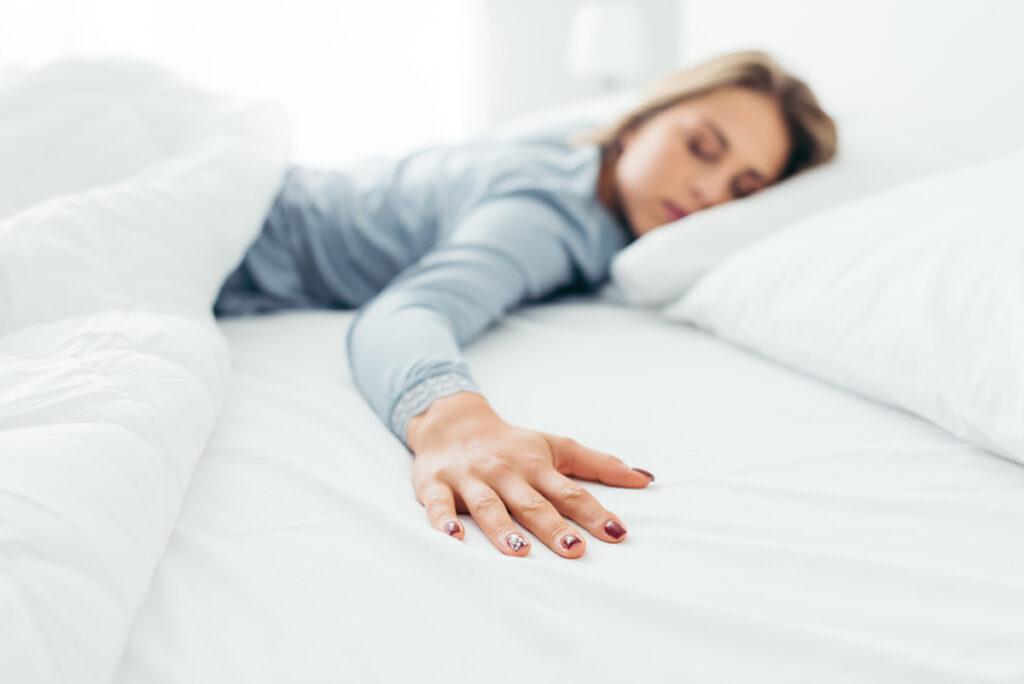 oddelený spánok