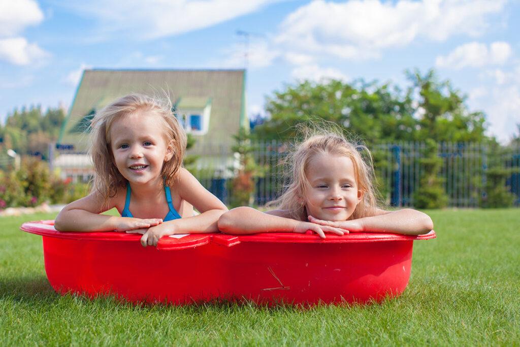Kupujeme detský bazén