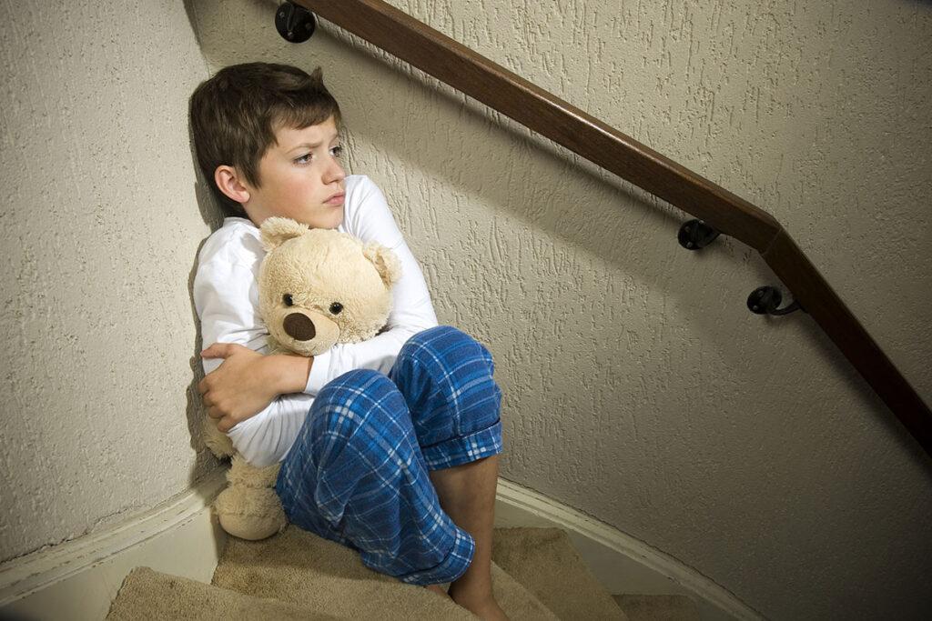 depresie u malých detí