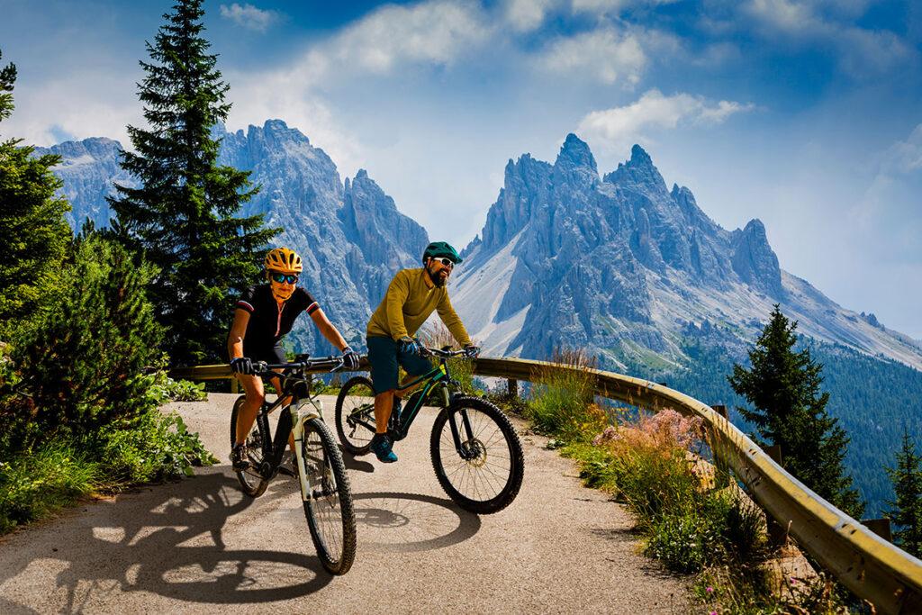 cyklotrasy v Európe