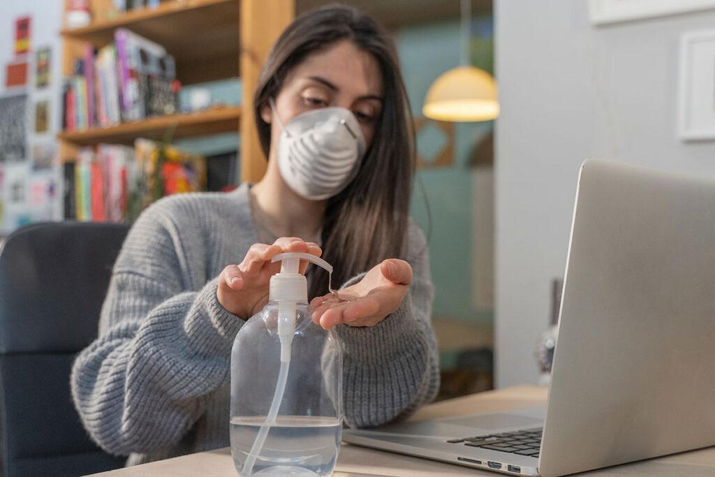domácnosť bez koronavírusu