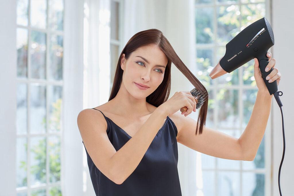 vysúšanie, fén na vlasy