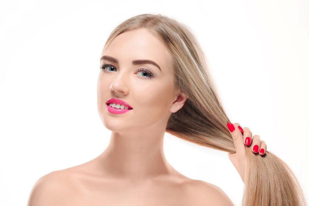 História výroby prvého šampónu na vlasy