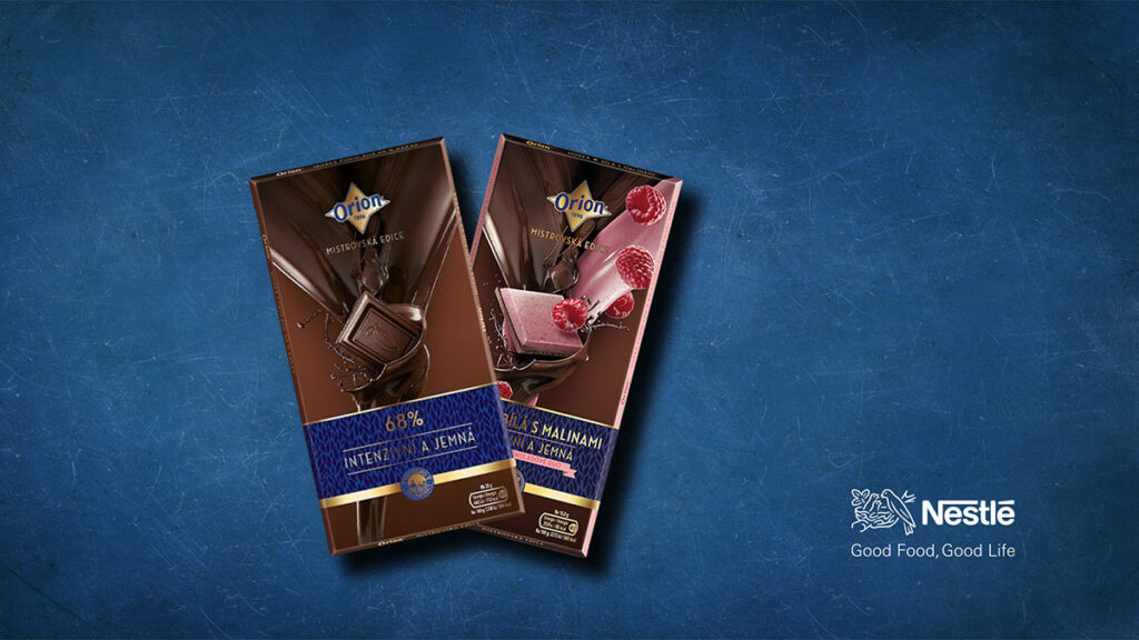 Prvotriednu čokoládu