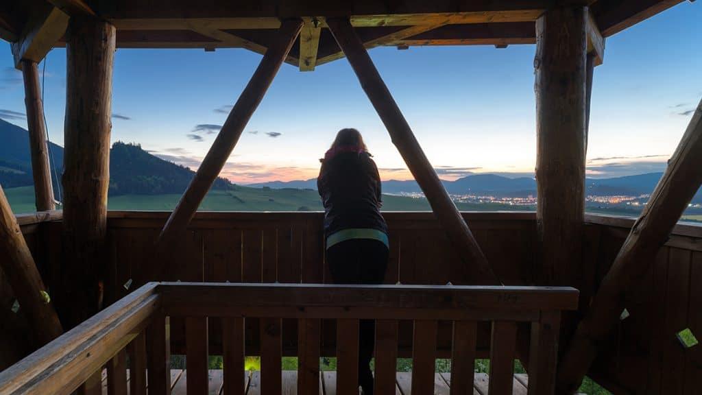 Letná dovolenka v Nízkych Tatrách