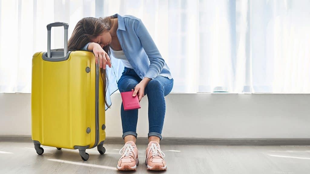problémy na dovolenke