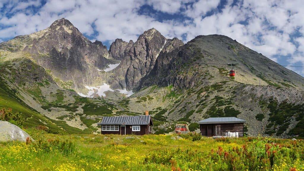 dovolenka vo Vysokých Tatrách