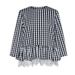 800_Twinset,-Gingham-top